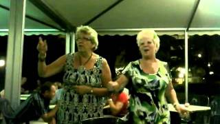 Queen cath and tracey in mallorca