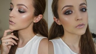 beginner smokey eyes   makeup tutorial