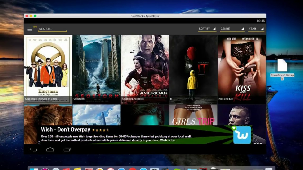 watch free movies app for mac