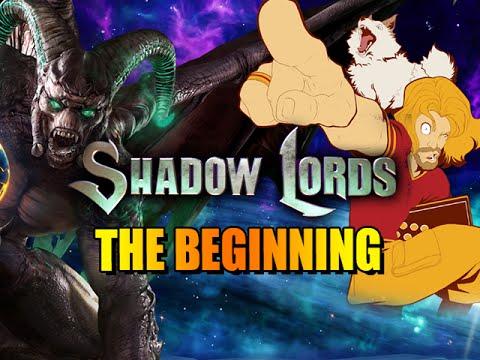 SHADOW LORDS: The Beginning - Pt. 1(Killer Instinct 2016)