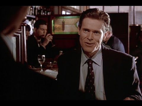 American Psycho - Dinner with Donald Kimball  - 1080 HD
