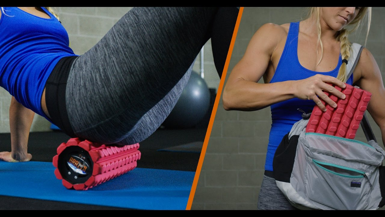 Morph Foam Roller // Bravo (Midnight) video thumbnail