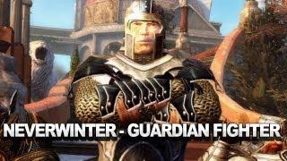 Neverwinter: Guardian Fighter Trailer