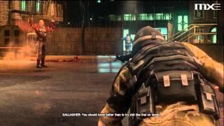 Prototype 2 - Commander Gallagher Chase & Boss Battle HD