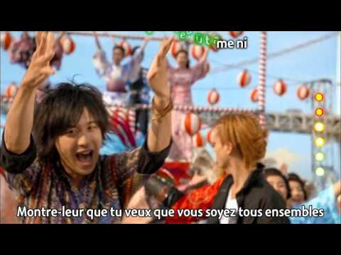 [ANF] Ken Matsudaira feat. Shu Watanabe & Ryosuke Miura - Te wo Tsunago Vostfr