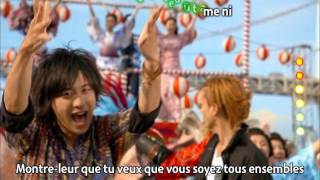 PV de l'ending du film Shogun to 21 no Core Medals, interprété par ...
