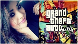 Girl Gamer Plays|GTA5|Come Chat And Chill With Me
