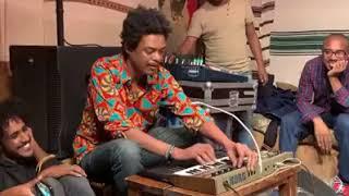 فاصل موسيقى ابداع  الرائع محمد ابوعركي البخيت
