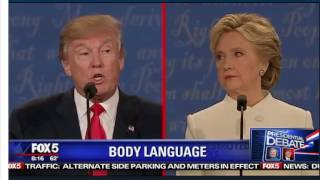 GDNY Debate 3 Trump And Clinton 2016