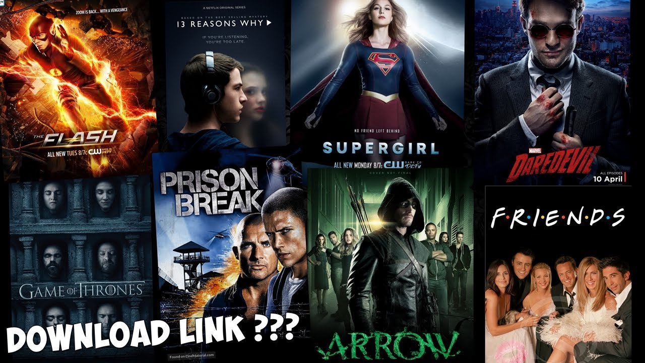 How to get free tv series download on mobile devices.