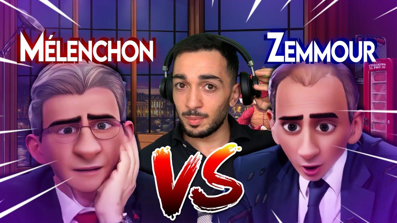 MÉLENCHON VS ZEMMOUR - QUI A GAGNÉ ?