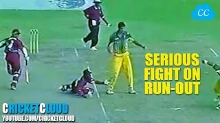 RUNOUT CONTROVERSY - Did he deliberately Blocked the Batsman's way or it was an Accident ?