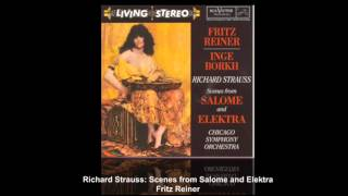 Dance of the Seven Veils, Salome - Richard Strauss, Fritz Reiner