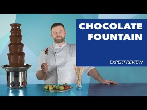 Chocolate Fountain - 5 Tiers - 6 Kg