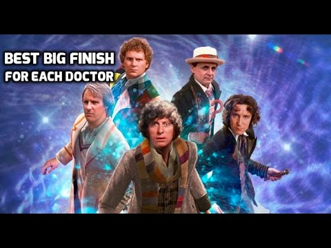 Doctor Who - Best Big Finish Story For Each Doctor