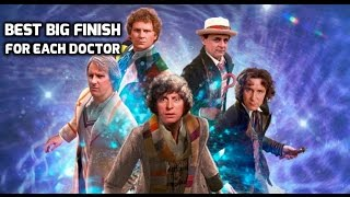 Video Doctor Who - Best Big Finish Story For Each Doctor download MP3, 3GP, MP4, WEBM, AVI, FLV Agustus 2017