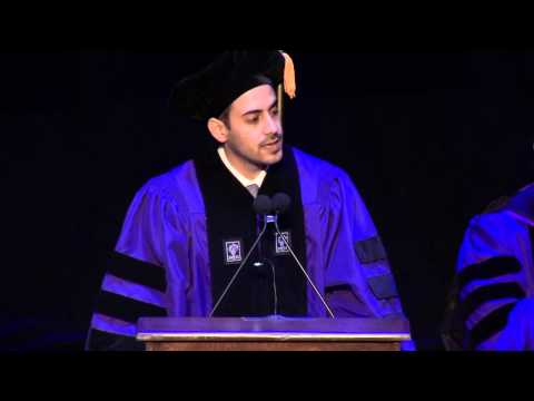 NYU Law 2015 Convocation Speech - Gadi Ezra