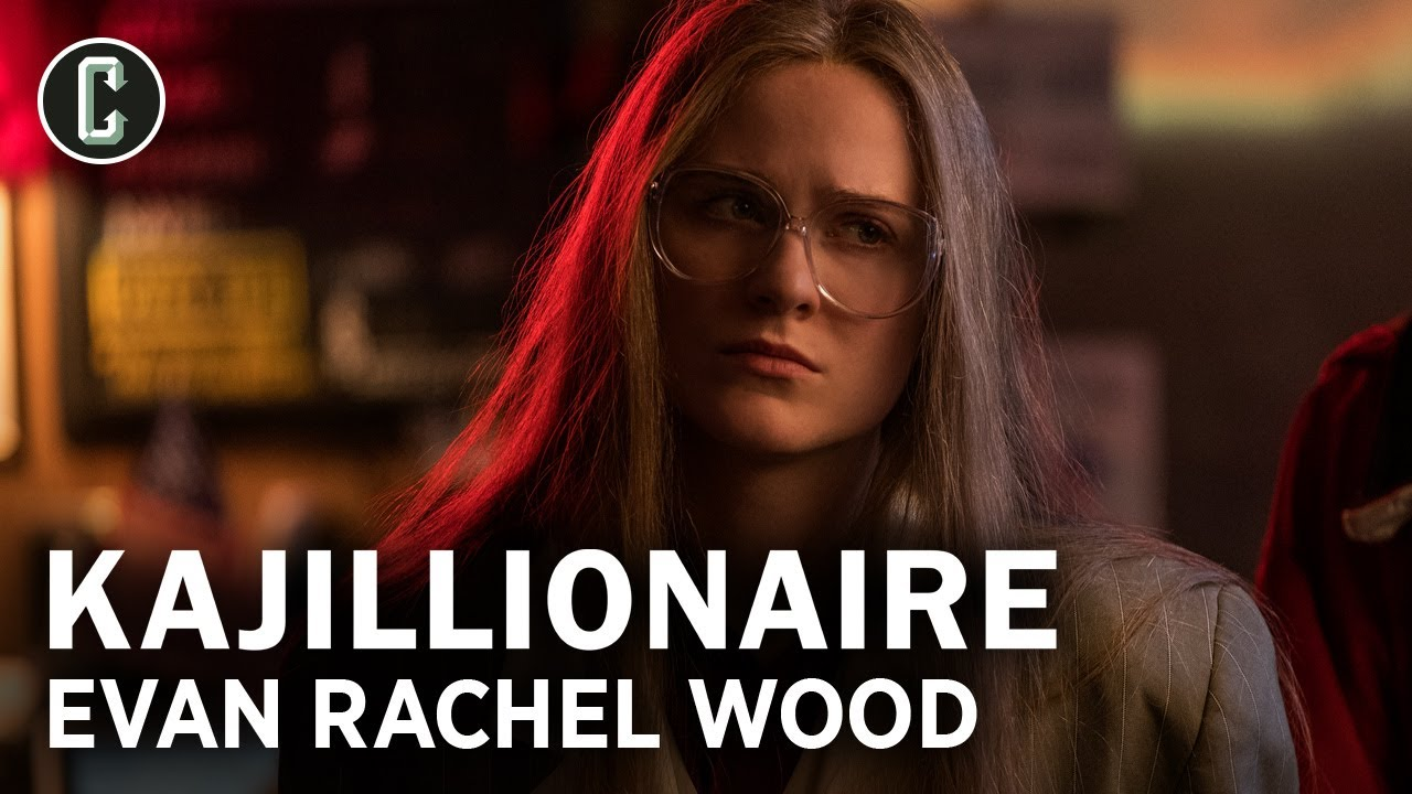 Evan Rachel Wood Briefly Considered Pulling an Actual Con to Prep for Kajillionaire