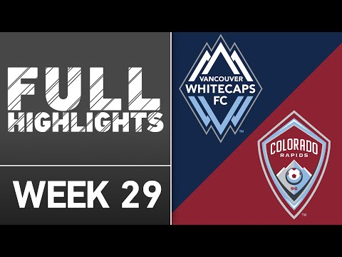 HIGHLIGHTS | Vancouver Whitecaps FC 3-3 Colorado Rapids