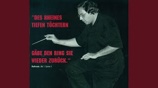 Der Ring des Nibelungen: Act II Scene 1: Schlafst du, Hagen, mein Sohn? (Alberich, Hagen)
