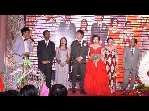 Hoàng Thái Sơn làm MC tại nhà hàng tiệc cưới SunRise tại tỉnh Đắk nông