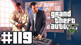 Grand Theft Auto V Gameplay Walkthrough Part 119 - Underwater Nuclear Waste Search