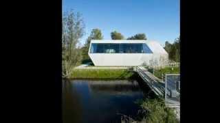 видео Необычные проекты домов