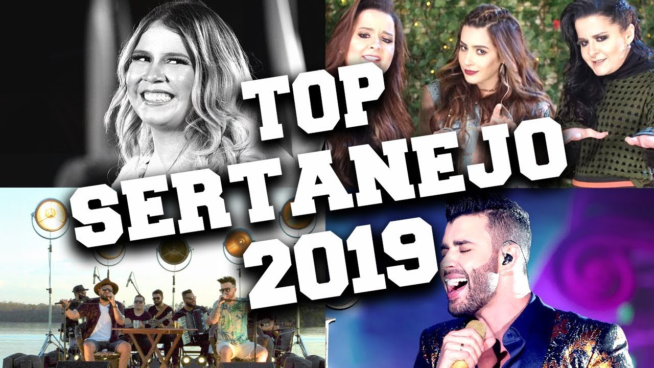 Top 50 Musicas Sertanejas Mais Tocadas Em Abril 2019 Youtube