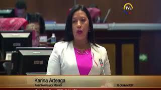 Karina Arteaga - Sesión 480 - #PrevenirAcosoLaboral