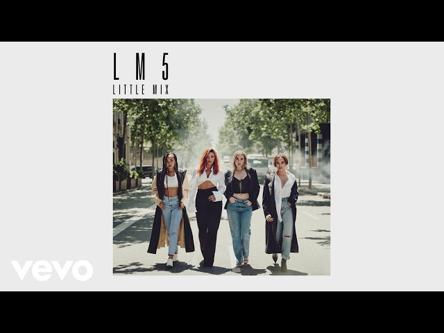 Little Mix - Motivate (Audio)