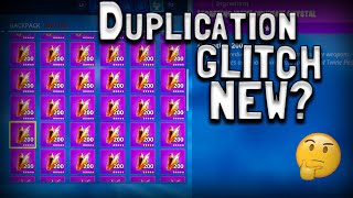 So There is new Duplication GLITCH in Fortnite Save The World Real or Fake