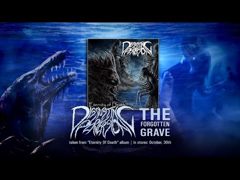 DISGUSTING PERVERSION - The Forgotten Grave (official video + lyrics)