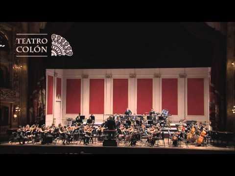 Orquesta Académica del ISA Teatro Colón