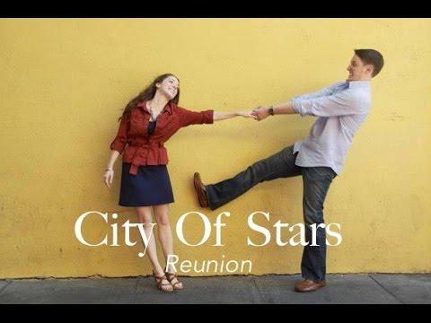 CITY OF STARS - LA LA LAND - Reunion Cover