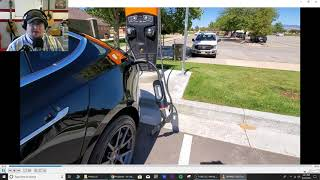 Is The Tesla CHAdeMO Adapter Worth $500? - Charge Speed Test!