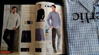 Смотреть Всем Срочно!Мужская рубашка от Faberlic.Обзор + дефиле