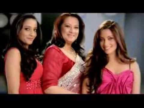 Riya Raima Moon Moon Sen in Gitanjali Ad