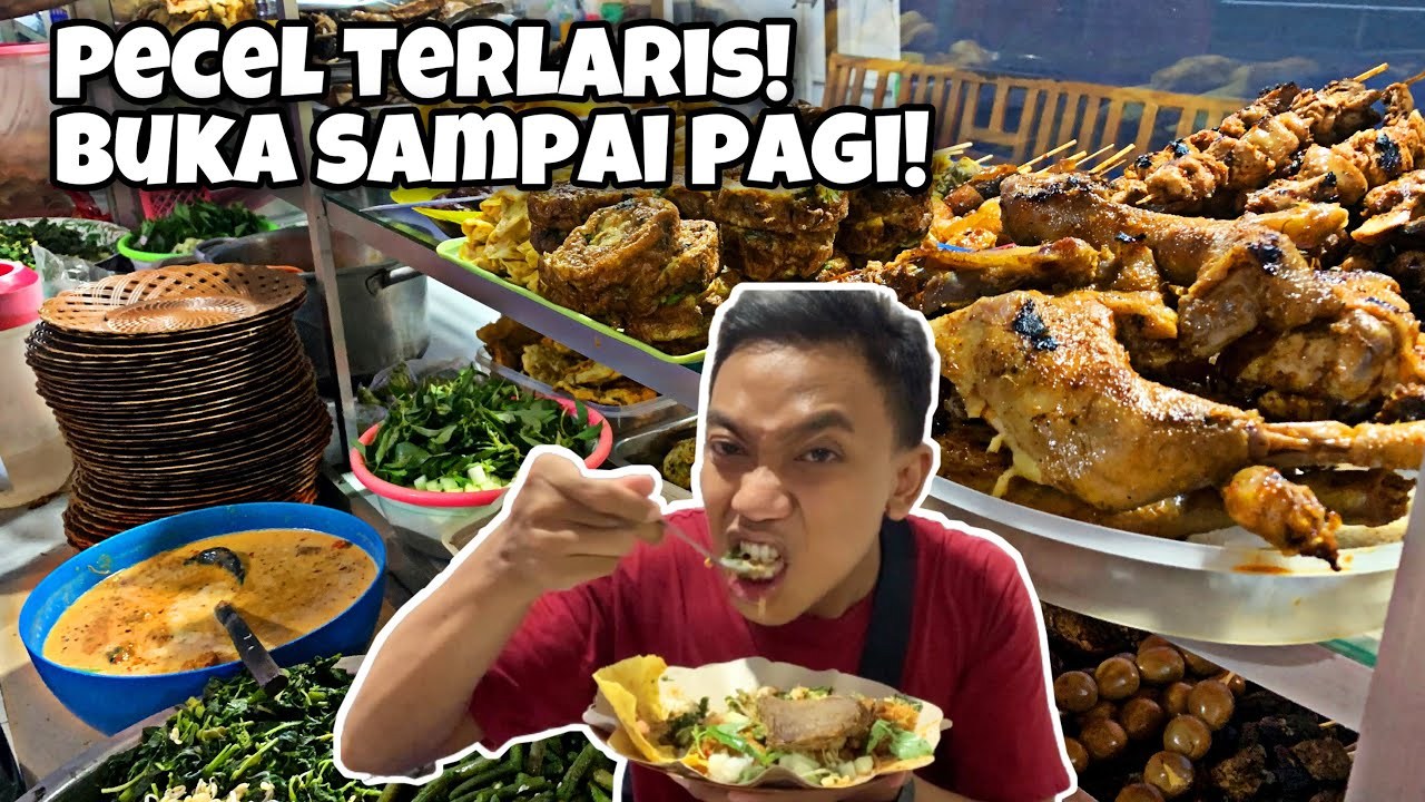 Download PECEL MADIUN TERLARIS & BUKA SAMPAI PAGI!! SRI TANJUNG