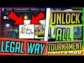 [How to unlock  Asia cup bpl ,psl tournaments in real cricket 18 new trick legal 100% working!