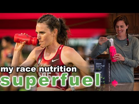 My Race Day Nutrition || Making Superfuel