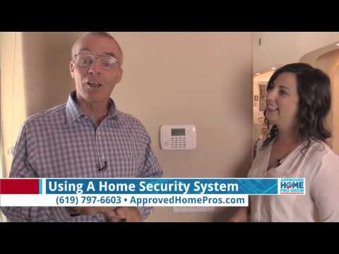 How to Use a Home Security System