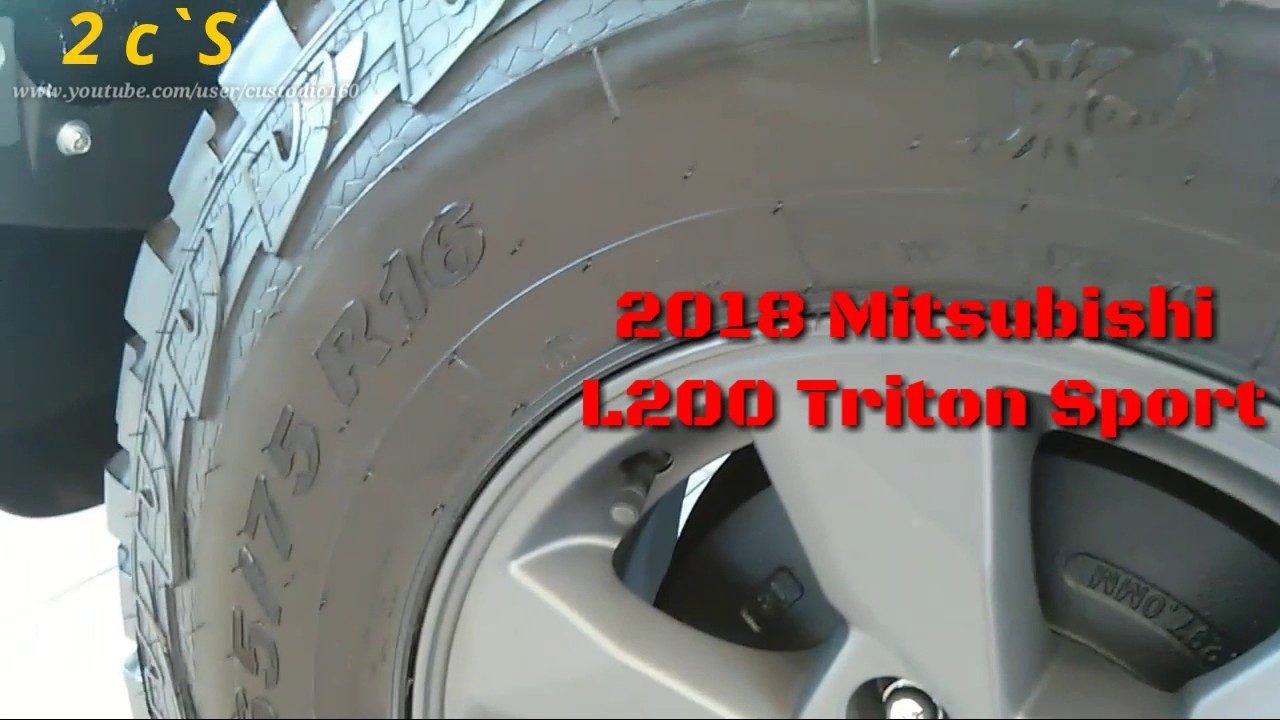 2018 mitsubishi l200 triton. beautiful l200 2018 mitsubishi l200 triton sport  preta in mitsubishi l200 triton s