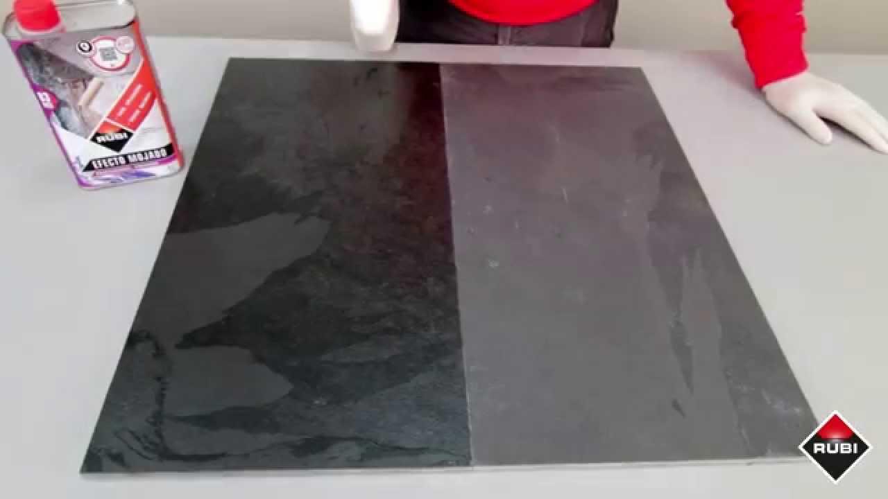 Efecto mojado en paredes y suelos RUBI RO 83 EFECTO