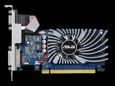 Asus GT 730 Video Card Review