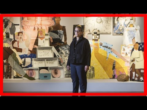 GREAT US - NEWS - Lubaina himid's why artist under-rated in the United Kingdom