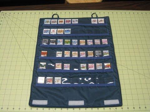 Do It Yourself Star Wars Nintendo DS Game Cartridge Holder Case Tutorial (DIY)