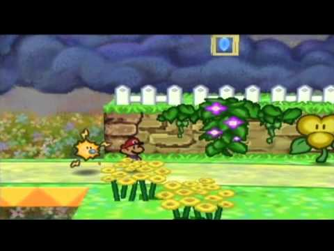 Paper Mario Walkthrough Part 39 Flower Fields Part 2 YouTube