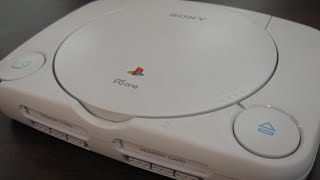 Classic Game Room - SONY PSone console review