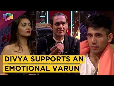 Varun Sood Cries On Vikas Gupta's Show Ace Of Space | Divya Agarwal Supports Him | MTV