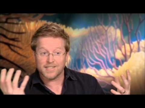 FINDING NEMO 3d - Director Andrew Stanton Soundbites